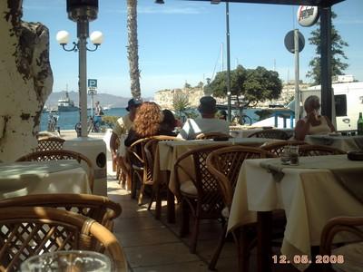 GREECE  KOS.   I had a meal here.