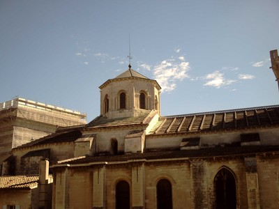 AVIGNON  FRANCE..  Cathedral.