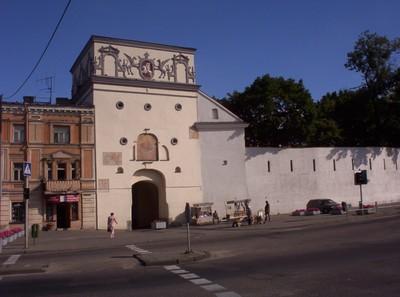 VILNIUS LITHUANIA.    Gate of Dawn.