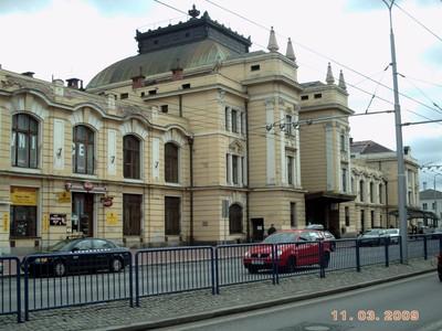 CZECH ,  CESKY  BUDEJOVICE   Railway  Station.