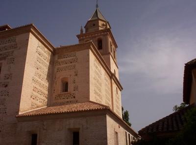 SPAIN   GRANADA    Alhambra   palace.