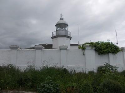 LLANES,  SPAIN. --Lighthouse.