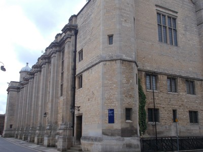 UPPINGHAM RUTLAND.  School from 1584 AD.