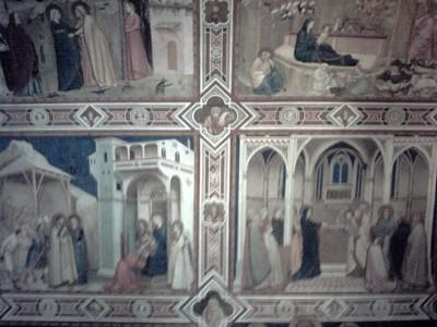 ASSISI  ITALY.   St  Francis  Basilica