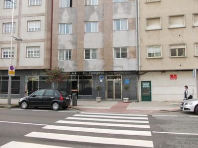 PONTEVEDRA  SPAIN.--Hotel  Perigrino,  i  stayed  here.