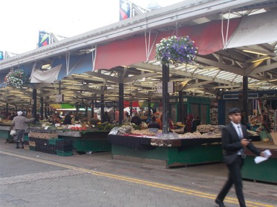 LEICESTER  Market.