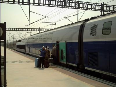 FRANCE.  S.N.C F.  Train.