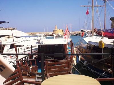 CYPRUS  KYRENIA.     Harbour.