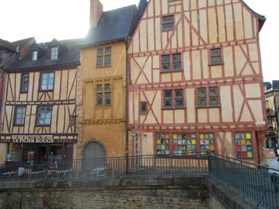 LE  MANS  FRANCE.---Plantagent  city.