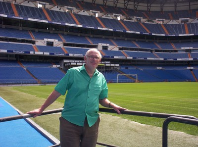 REAL MADRID.. Pitch level.