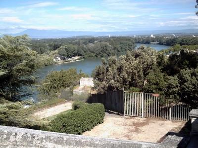 AVIGNON  FRANCE.---  River   Rhone
