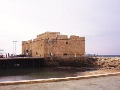 CYPRUS  PAPHOS---- Castle