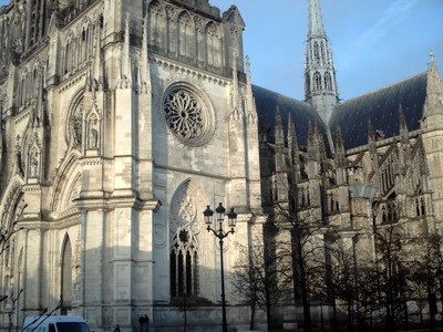 ORLEANS  FRANCE.-- Cathedral. --RC.