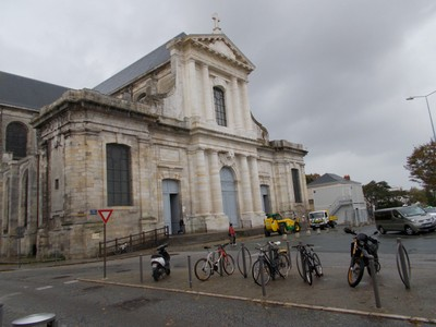 LA  ROCHELLE  FRANCE  ---- Cathedral