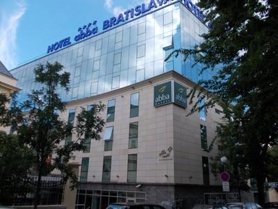 BRATISLAVA,  SLOVAKIA,,     Abba  Hotel      4  Star.
