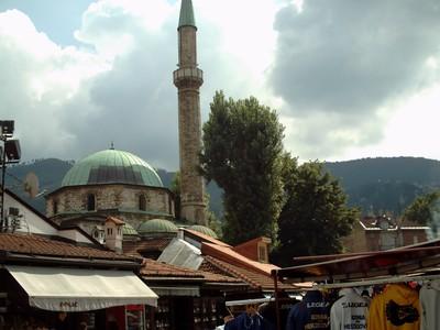 SARAJEVO.    Ali Pasa  Mosque.