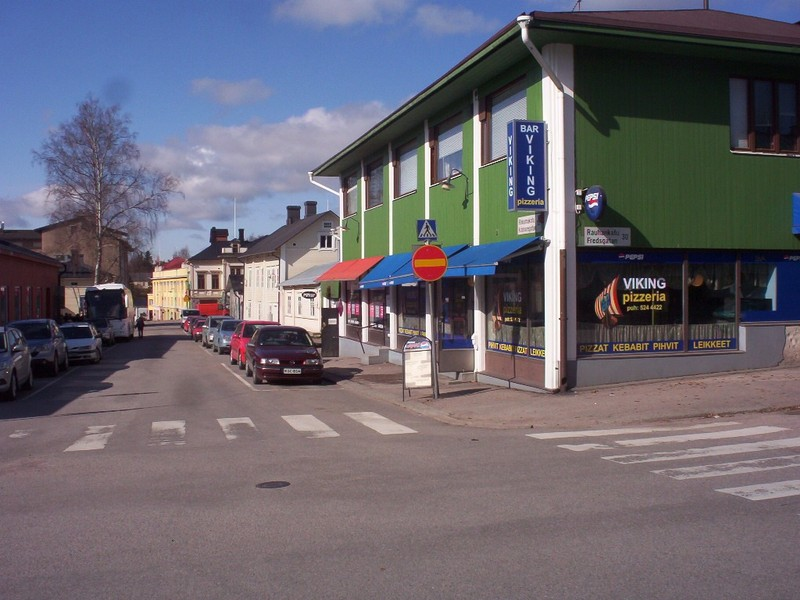 PORVOO  FINLAND  .