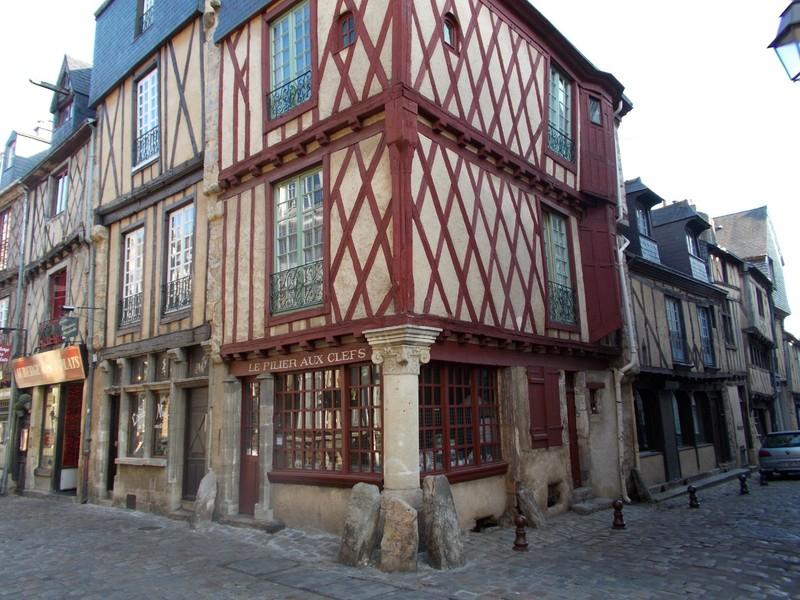 LE  MANS,  FRANCE.--- Grande  Rue.