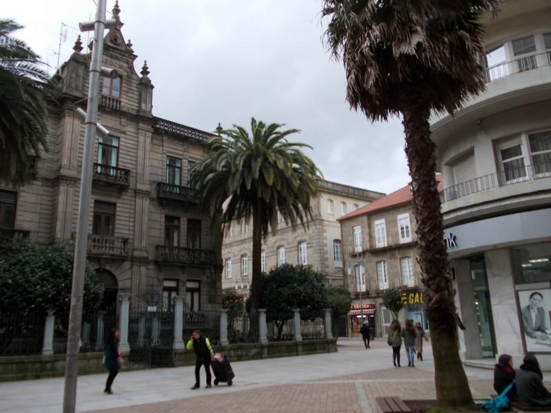 PONTEVEDRA  SPAIN.  Old  Town.