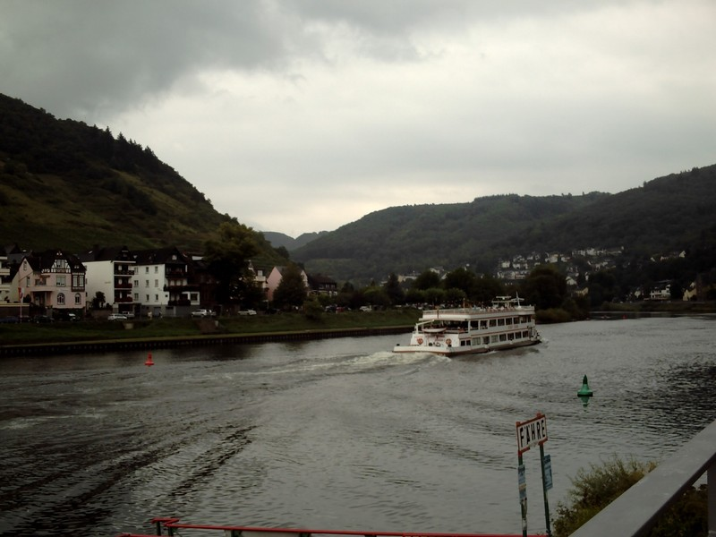 COCHEM  GERMANY..     There are river cruises.