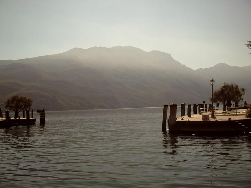 RIVA DEL GARDA  ITALY.   Lake  Garda.
