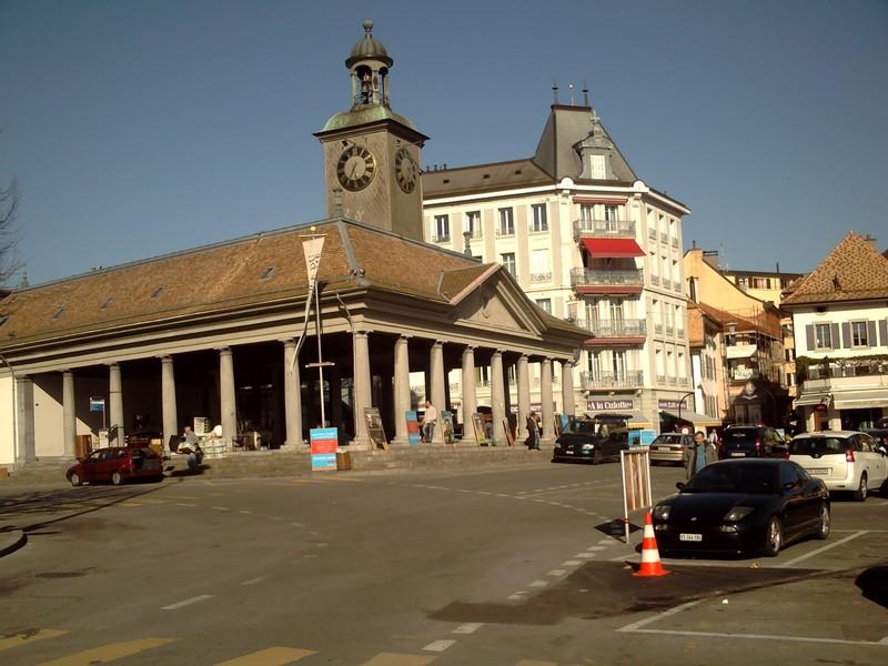 MONTREUX   SWITZERLAND.