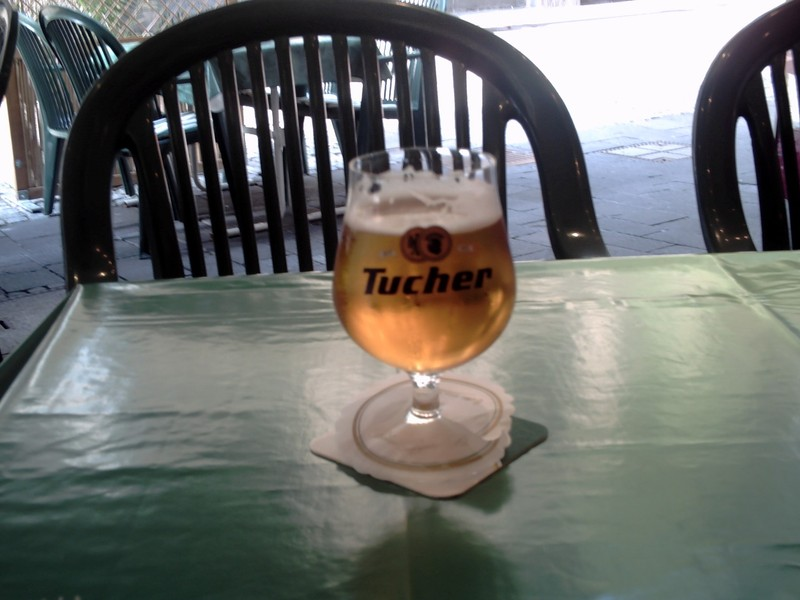 GERMANY.     Tucher Beer ,founded in Nurmberg in 1672.