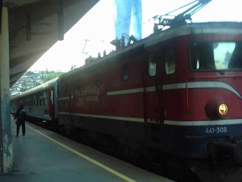 SARAJEVO,  BOSNIA  HERZEGOVINA.--i  left  Sarajevo by .train  for  Ploce in Croatia  via  Mostar.       ( I  believe  2021  ,not  to  Ploce.}
