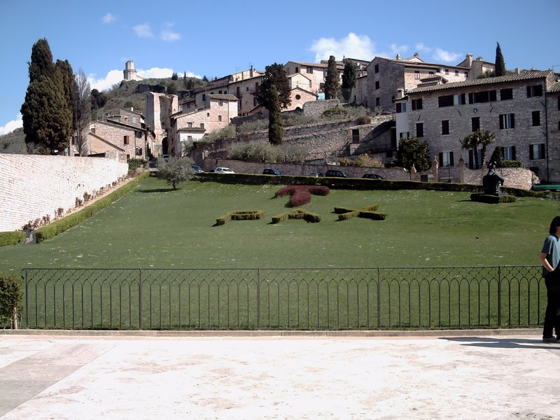 ASSISI  ITALY.....PAX  --- PEACE.
