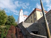 Bratislava   SLOVAKIA.  Castle.
