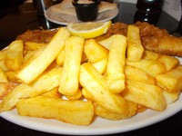 MEAL IN DRAKES FISHERIES.