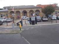 WHITBY RAIL STATION