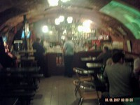 Bar  in  Budapest  HUNGARY.