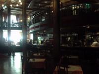 SARAJEVO-     Inside  brewery  pub.  Nice  meals  and  beer.