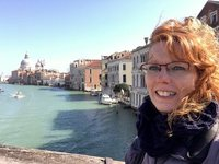 Me in Italy