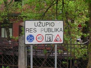 The free state of Uzupis