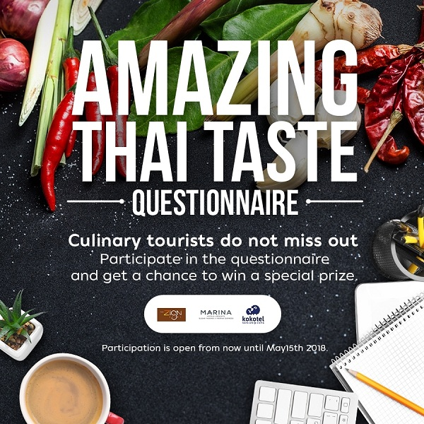 Fill in the questionnaire about culinary tourism. Get a chance to win prizes from the project. Click!