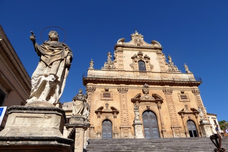 Modica; San Pietro.