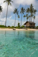 Sibuan Island appears to be a paradise.