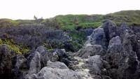Pinnacles surrouding Togo Chasm.