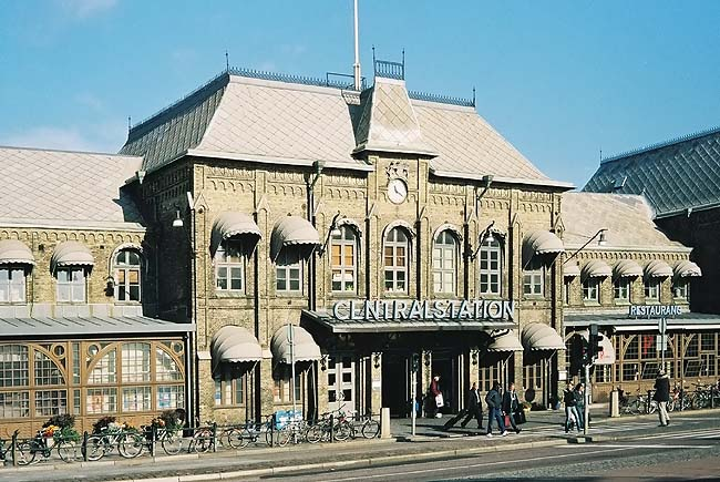 Centralstation in Gothenburg