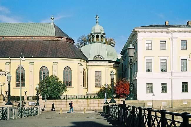 German Church a.k.a. Christianae Church in Gothenburg