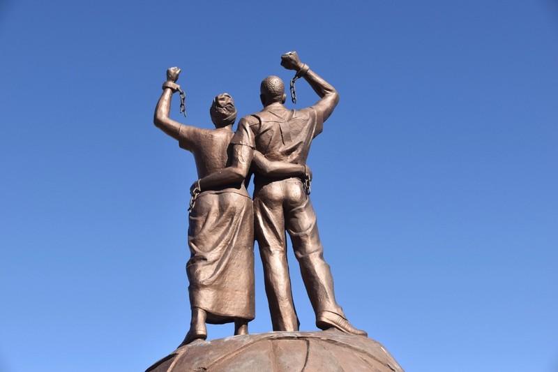 Genocide Sculpture