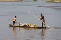 River Transport on the Tsiribihina