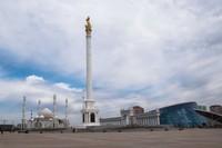 Kazak Eli Monument