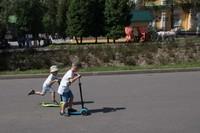 Panfilov Park Racers