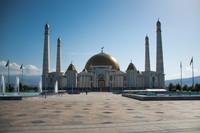 Turkmenbashi Ruhy Mosque