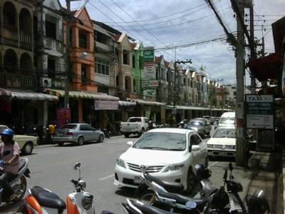 Street of Betong