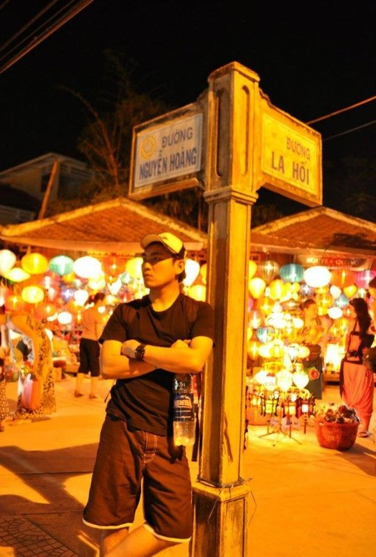 A Night in Hoi An