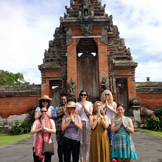 Enjoy Your Bali Holidays with Women Traveling the World